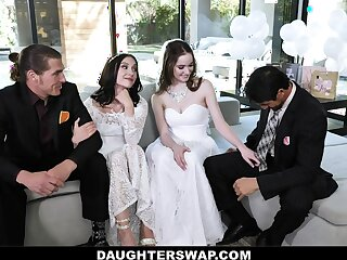 Teen Brides Essay Orgy In the lead Nuptial